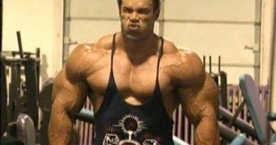 BBC Documentary 2017 - Bodybuilding - Kevin Levrone