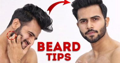 BEARD CARE : beard grooming tips (how to maintain beard) remove beard curls [men's grooming] 2020
