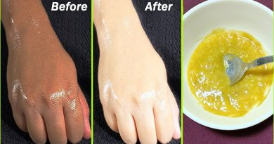 Banana Skin Whitening Face Pack, Get Fair, Spotless, Glowing Skin Permanently