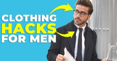 Best Clothing Hacks EVERY GUY Needs To Know   Alex Costa