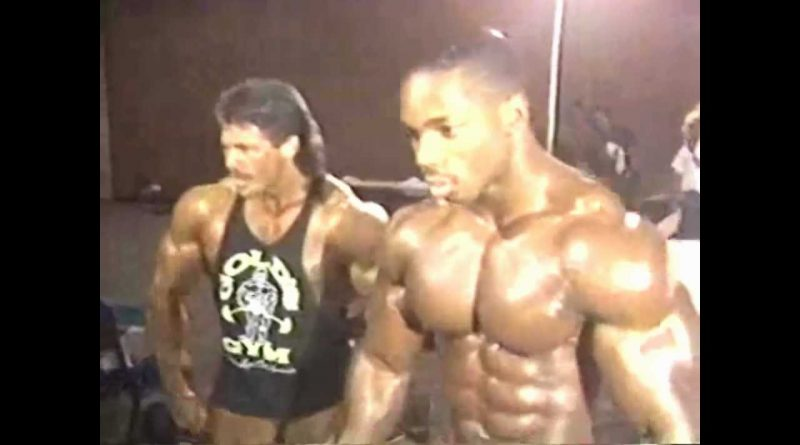 Bodybuilding Motivation - The Battle of The 90s
