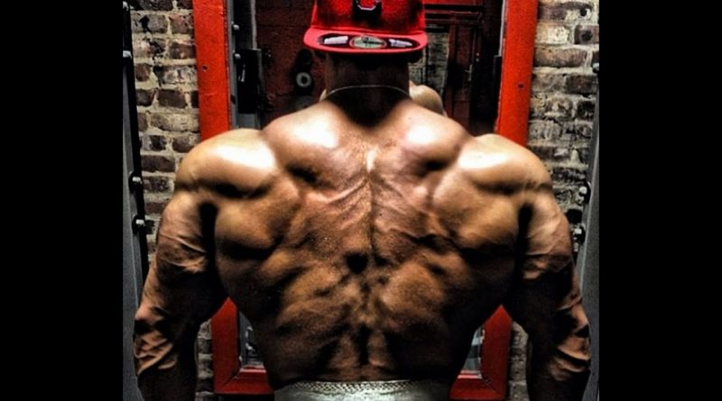 Bodybuilding motivation - WHATEVER IT TAKES