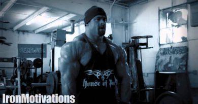 Branch Warren, Ronnie Coleman, Dexter Jackson - bodybuilding motivation 2013 [HD]