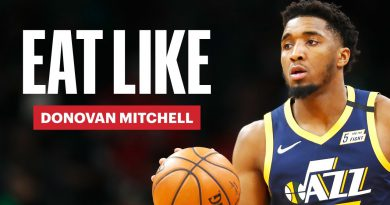 Donovan Mitchell Shares the Diet That's Keeping Him Ripped | Eat Like a Celebrity | Men's Health