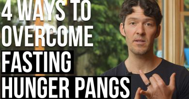 Fasting Hunger Pangs: Tips to Push Through