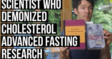 Fasting Research Benefited by Hated Nutrition Researcher, Ancel Keys