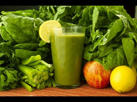 Glowing Green Smoothie - Weight Loss and Glowing Skin!