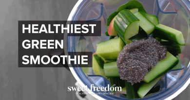 Healthiest Green Smoothie Recipe | Vegan