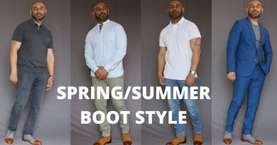 How To Wear Boots In The Spring And Summer