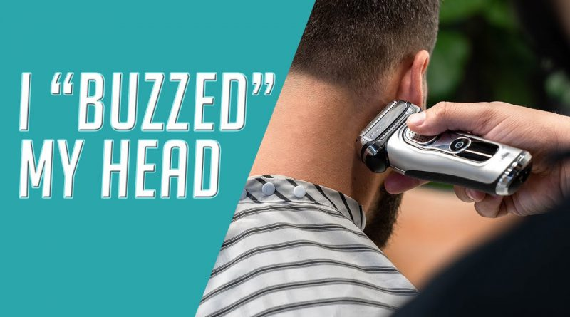 """How to Cut and Style a """"Buzz Cut""""    Men's Grooming 2019"""