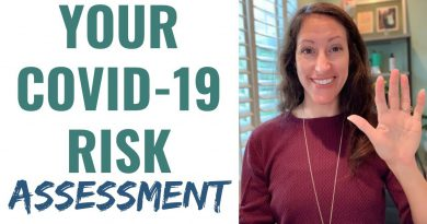 How to Evaluate Your COVID19 Risk : 5 Steps in Health Risk Assessment
