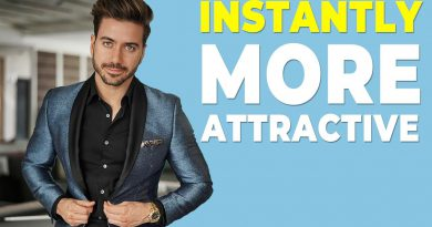 How to Look More Attractive INSTANTLY | Alex Costa