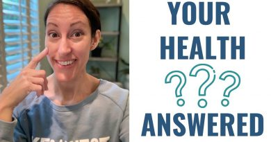 LIVE Q&A with Dr Melisa Gallagher | Natural Health
