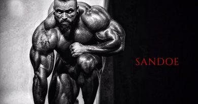 LUKE SANDOE - REST IN PEACE [HD] Bodybuilding Motivation