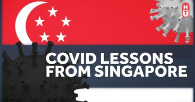 Lessons from Singapore and Reopening The United States