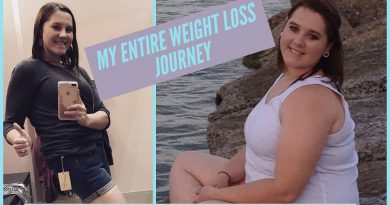 My ENTIRE weight loss Journey.