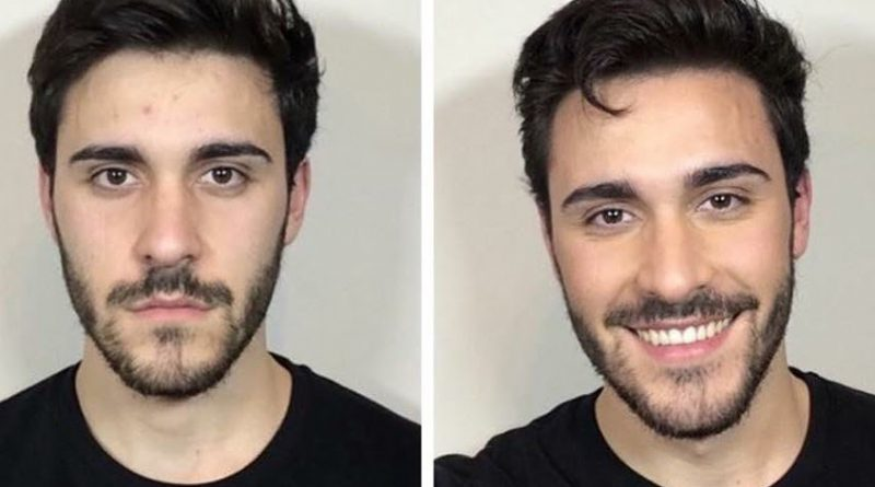 Natural Makeup for men / Grooming men For Every Day (Jakee Maker)