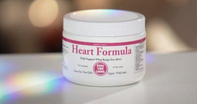 New Heart Formula by Markus