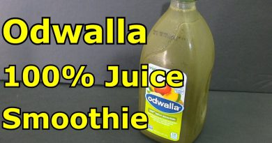 Odwalla Original Superfood smoothie