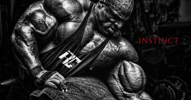 RONNIE COLEMAN - KILLER INSTINCT [HD] Hardcore Bodybuilding Motivation