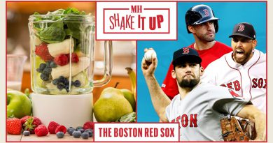 Red Sox Players Make Their Protein Shakes   Shake It Up   Men's Health