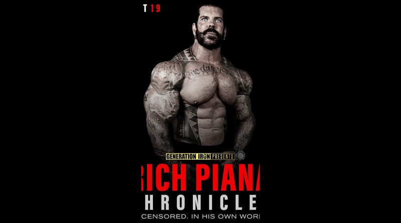 Rich Piana Chronicles (HD)  | Bodybuilding Movie