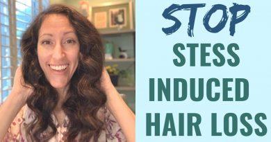 Stress Induced Hair Loss Treatment  | The KEY Triggers of Hair Loss & Hair Fall