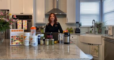 Superfood Smoothie Recipe with Gerianne Cygan, Co-Founder, The Exercise Coach