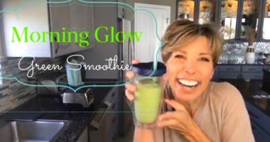 The Best Green Smoothie | A Different Green Smoothie