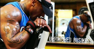 Unfinished Business - BodyBuilding Documentary