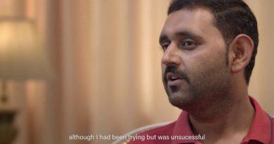Usman's Weight Loss Journey
