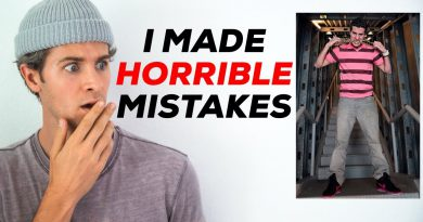 10 STYLE MISTAKES I Made so You Don't Have to | Parker York Smith