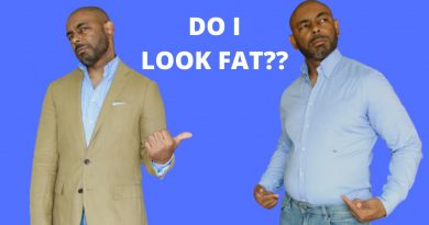 10 Style Mistakes That Make Men Look Fat