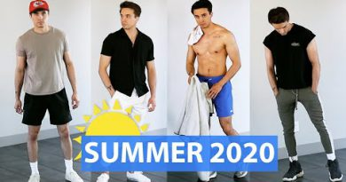 13 EASY Summer Outfits For Men + [Mens 2020 Fashion Ideas]