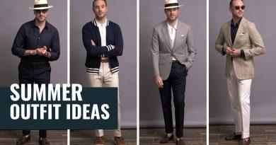 5 Smart Casual Summer Outfit Ideas   Men's Summer Fashion Lookbook