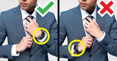 7 Bizarre Men's Style Rules & Strange Logic Behind Them!