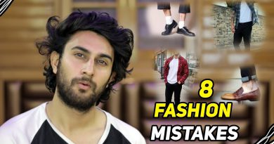 8 FASHION MISTAKES | Men's Fashion and Style | DSBOSSKO