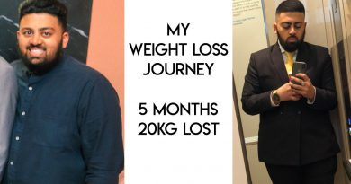 AMIT: MY 20KG WEIGHT LOSS JOURNEY!