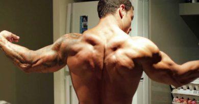 Bodybuilding Documentary - Built