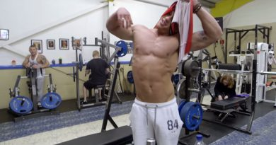 Bodybuilding Gains - Beautiful BUT Broke (Documentary TV Series)