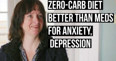 Carnivore is Best Diet Depression and Anxiety, Says Amber O'Hearn