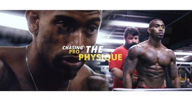 Chasing The Pro Physique | The Arnold Amateur 2018