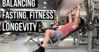Fasting, Fitness & Longevity: do they get along?
