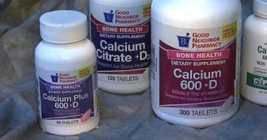 Healthy Dose: Calcium Supplements Linked to Dementia Risk in Some Women, Study Finds
