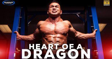 Hidetada Yamagishi: Heart Of A Dragon Trailer | Bodybuilding Documentary