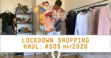 Lockdown Shopping Haul: ASOS May 2020 (+Outfit Ideas) | Men's Fashion & Style | Jovel Roystan