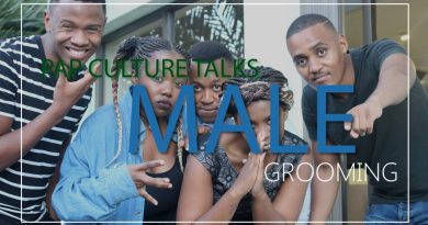 Male Grooming | Pap Culture Talks