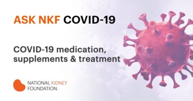 Medication, Supplements, Vitamins, and COVID-19 | National Kidney Foundation