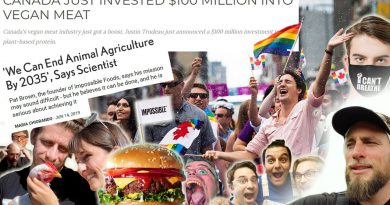 Mourn & Scorn | Impossible Foods threatens end of Meat | Vegan activists exploit & distort a Martyr