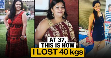 My Weight Loss Journey of Losing 40 Kgs in 9 Months | Fat to Fit | Fit Tak